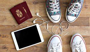کفش-سفر